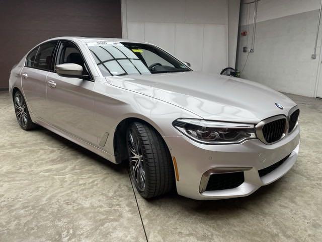 BMW M5 • 2020 • 23,350 km 1