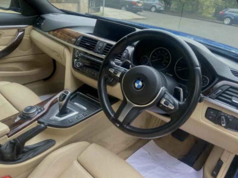 BMW 428i • 2014 • 78,000 km 1